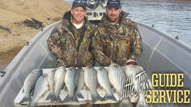 Call Little Jon to catch striper at lake texoma.jpg